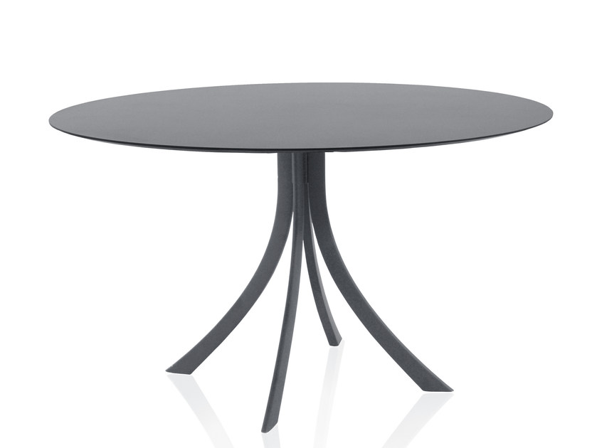 Table de jardin ronde FALCATA | Table ronde By EXPORMIM design ...