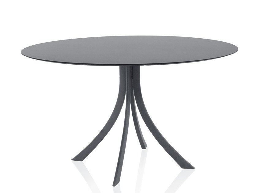 Table de jardin ronde FALCATA | Table ronde By EXPORMIM ...