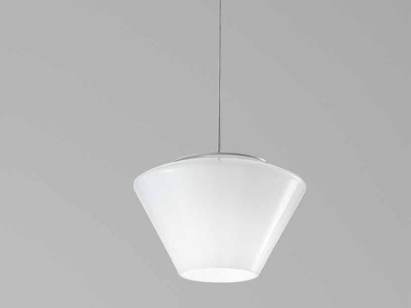 Murano glass pendant lamp FALCO LS 615 by Siru