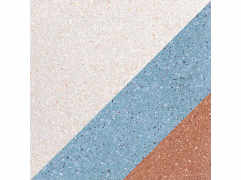 Marble grit wall/floor tiles FALSTAFF by Mipa