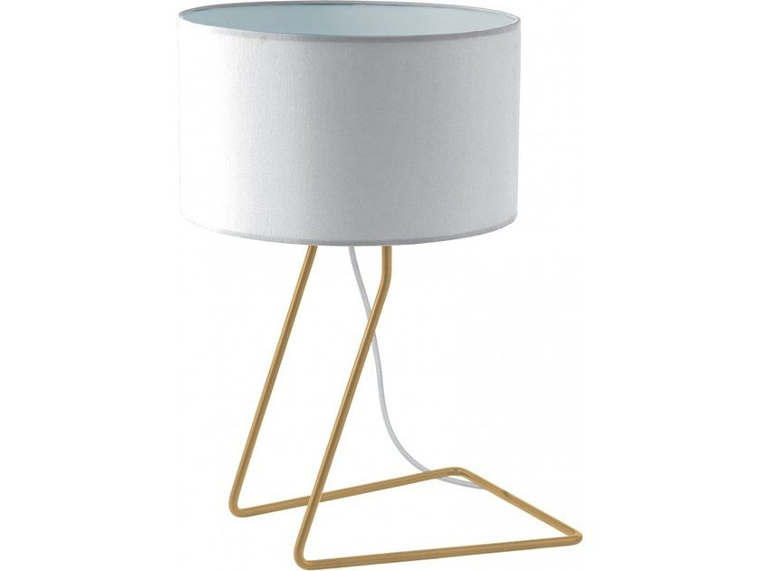 Metal table lamp FAMILY by Flam & Luce