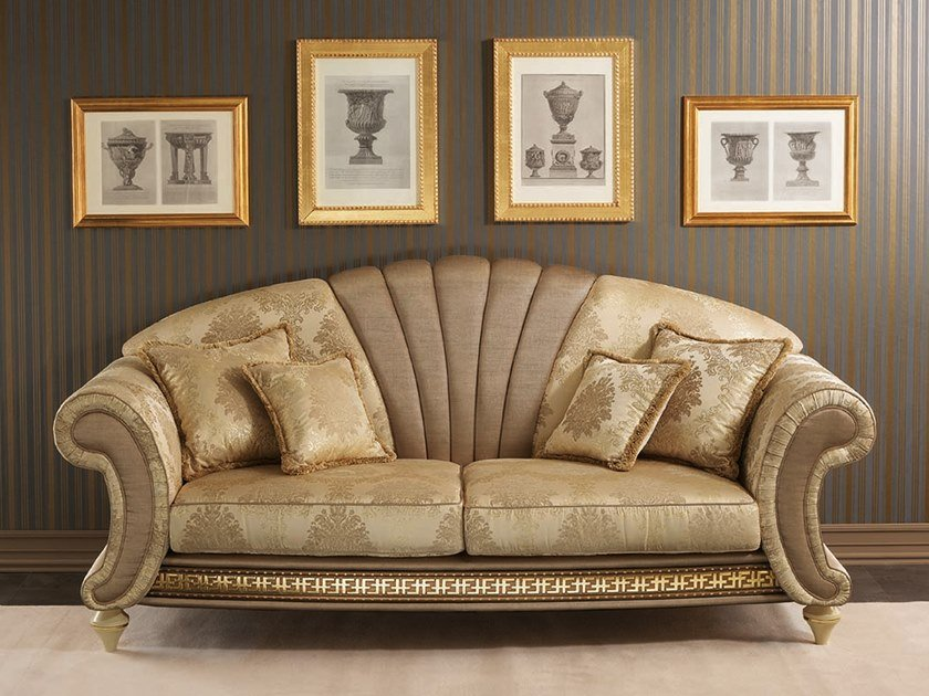FANTASIA | 2 seater sofa Fantasia Collection By Arredoclassic