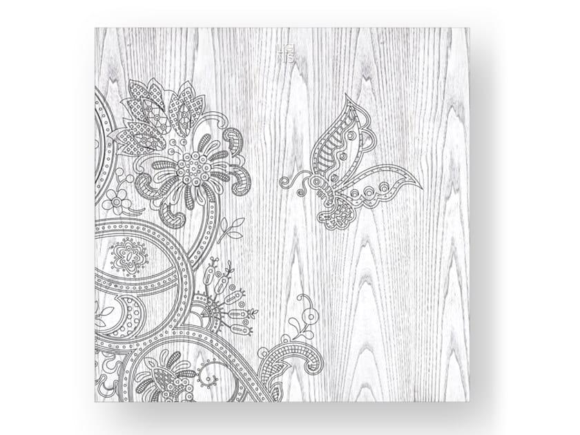 Quadro in legno stuccato FANTASY COLD by LIGNIS®