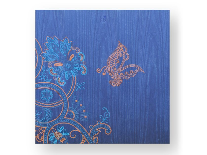 Wooden Decorative panel FANTASY COLORS by LIGNIS®