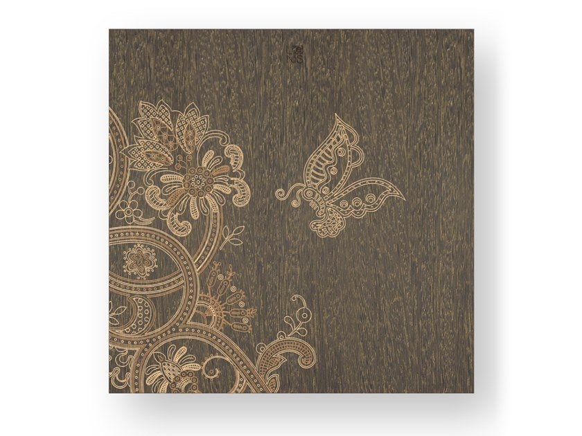 Wooden Decorative panel FANTASY WARM by LIGNIS®
