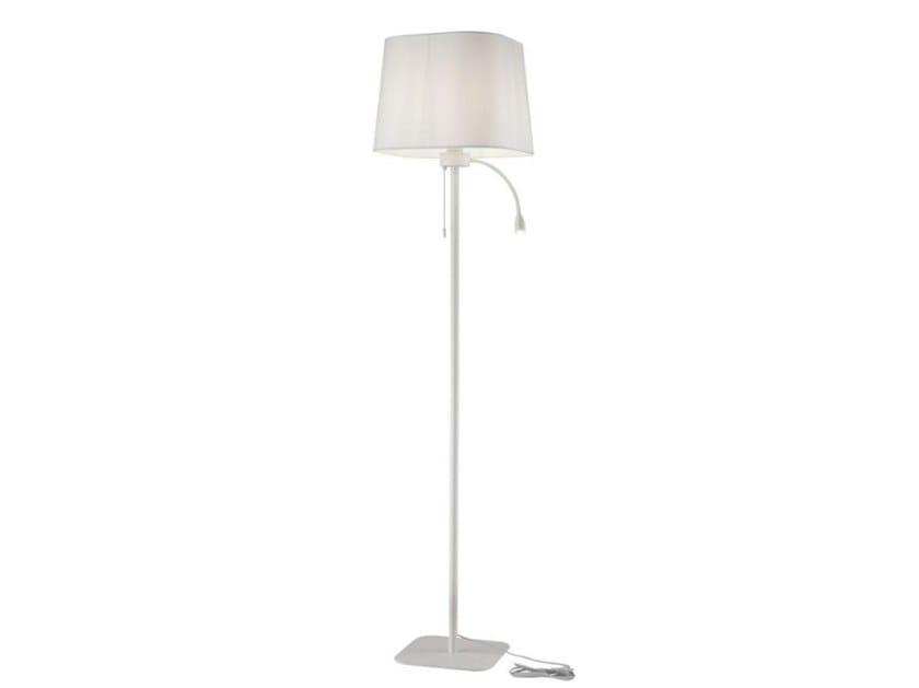 Reading metal floor lamp FAREL by MAYTONI