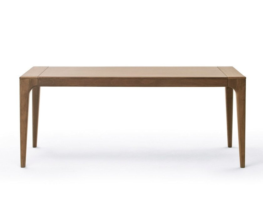Extending rectangular table FASHION | Rectangular table by Pacini & Cappellini
