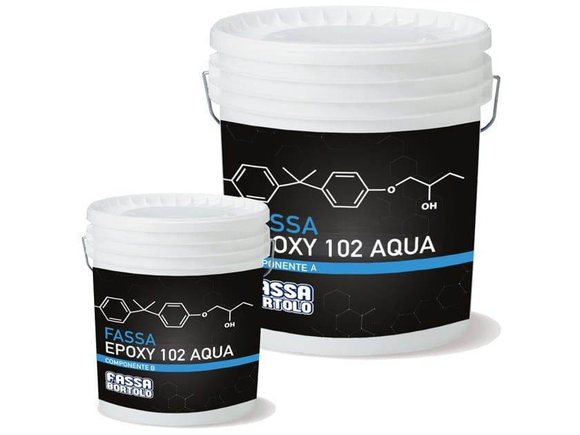 Primer FASSA EPOXY 102 AQUA by FASSA