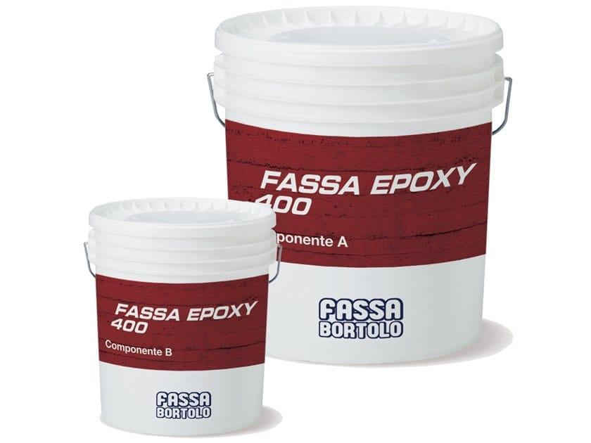 Stucco epossidico per l'incollaggio strutturale FASSA EPOXY 400 by FASSA