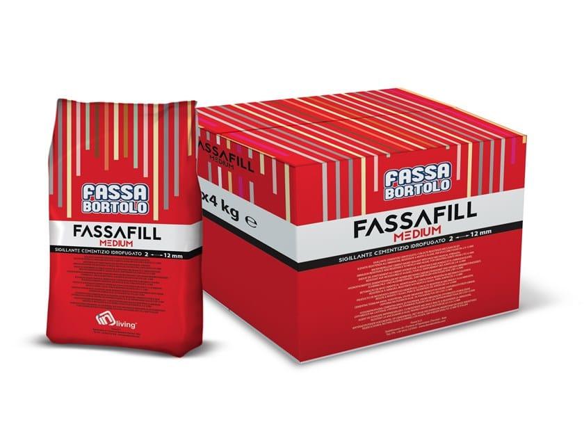 Flooring grout FASSAFILL MEDIUM by FASSA