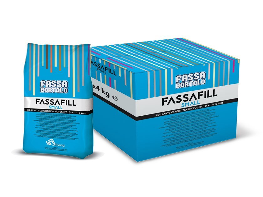 Flooring grout FASSAFILL SMALL by FASSA