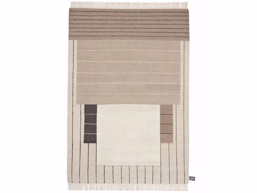 Tappeto fatto a mano su misura fasuma a cc tapis for Case giapponesi antiche