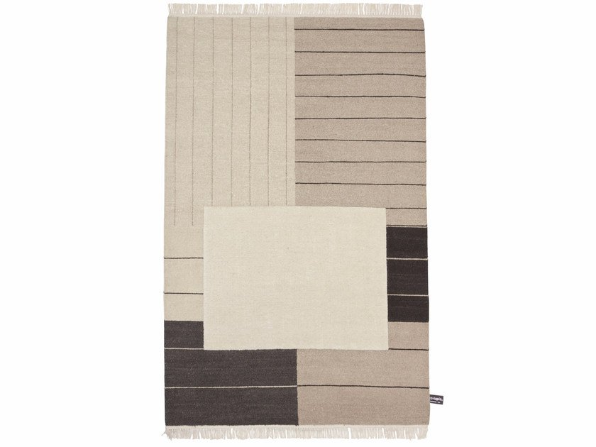 Handmade custom rug FASUMA B by cc-tapis