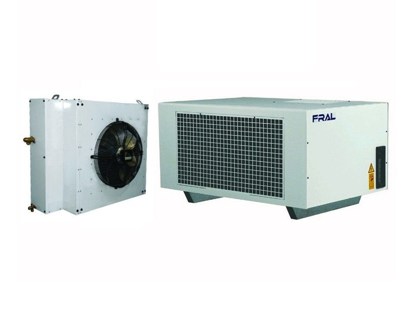 Swimming pool ehumidifier FD240TCR by FRAL