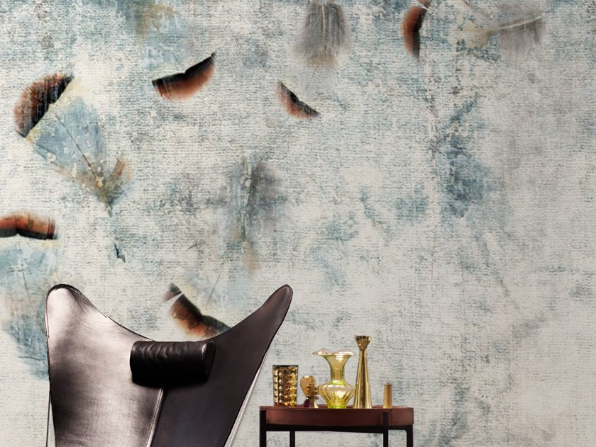 Wall tiles / wallpaper FEATHERS by Officinarkitettura®