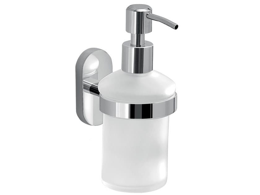 Wall-mounted Bathroom soap dispenser FEBO | Bathroom soap dispenser by GEDY