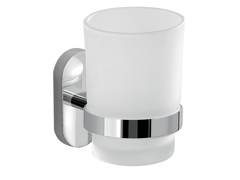 Wall-mounted toothbrush holder FEBO | Toothbrush holder by GEDY