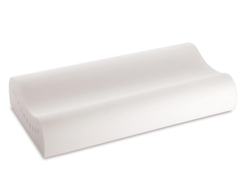 Foam cervical pillow FEEL CERVICALE by Manifattura Falomo