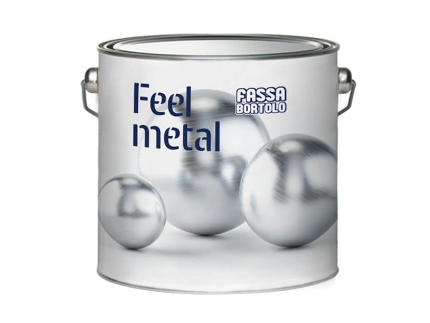 Metal treatment FEEL METAL MICHE F by FASSA