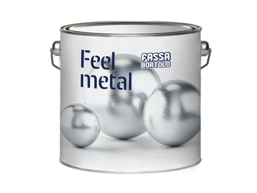 Metal treatment FEEL METAL MICHE G by FASSA