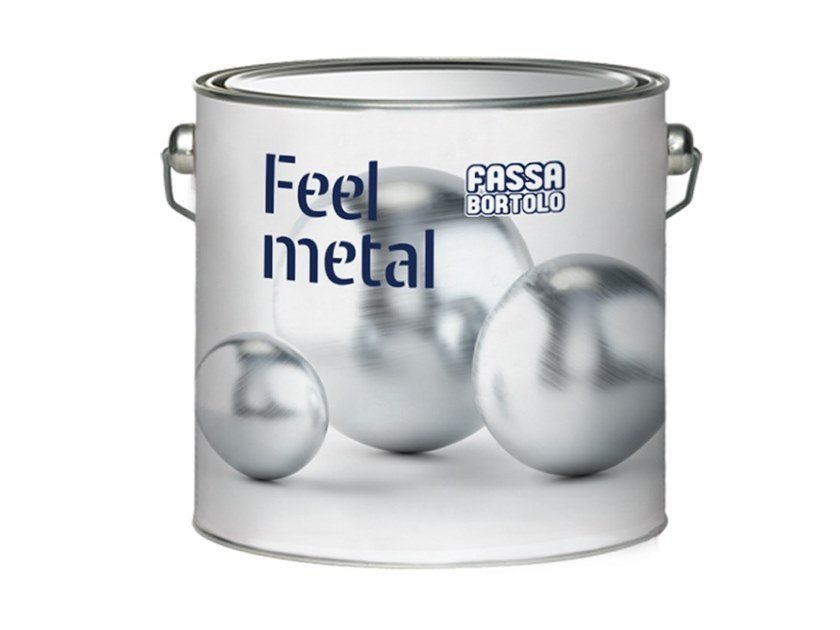 Enamel FEEL METAL TOUCH GLOSS by FASSA