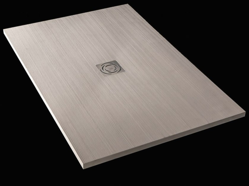 Shower tray FEEL WOOD by Flora Style