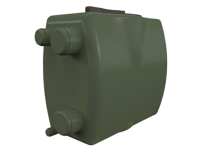 1 pump automatic pumping station FEKABOX 110 by Dab Pumps