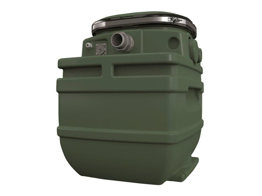 1 pump automatic pumping station FEKABOX 200 by Dab Pumps