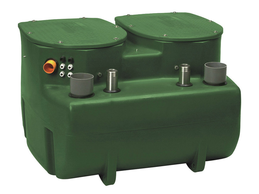 2 pumps automatic pumping station FEKAFOS 550 DOUBLE by Dab Pumps