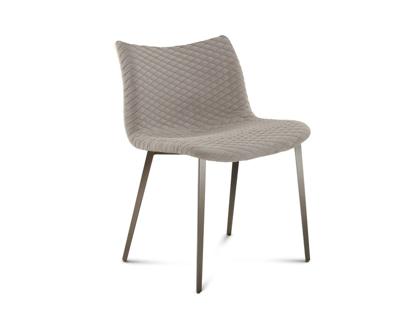 Wooden restaurant chair FENICE-TR by DOMITALIA