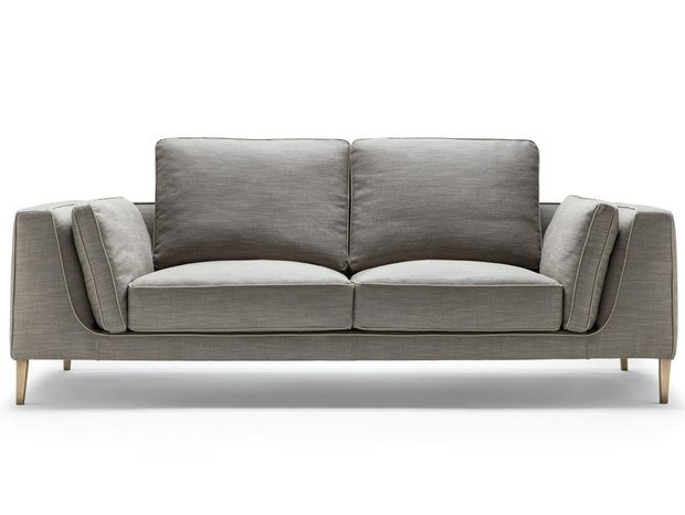 2 seater fabric sofa FERDINAND | 2 seater sofa by OPERA CONTEMPORARY