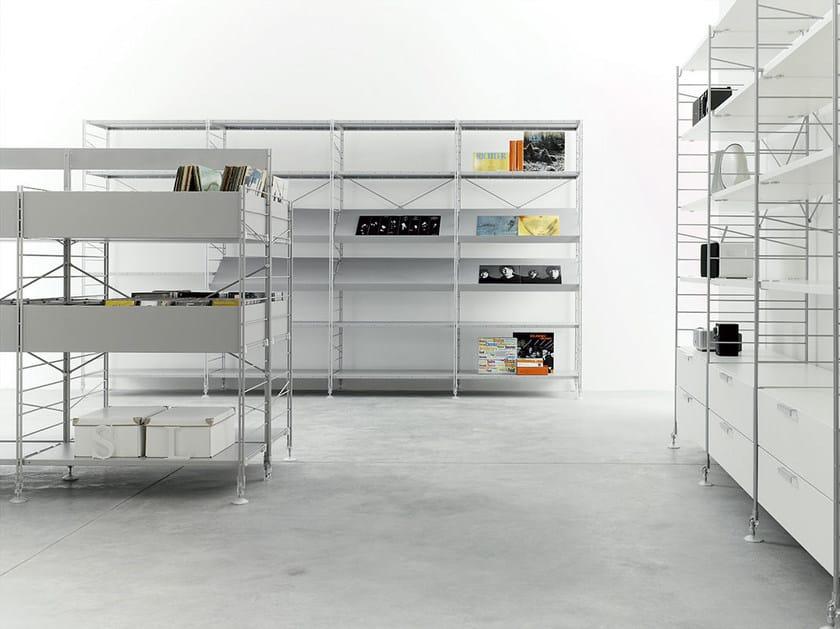 Modular shelving unit FESTIVAL by Casamania & Horm