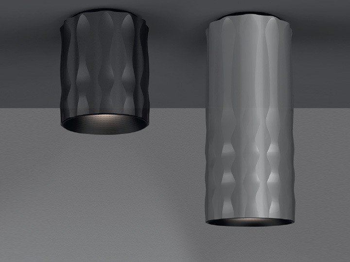 LED direct light ceiling lamp FIAMMA | Ceiling lamp by Artemide