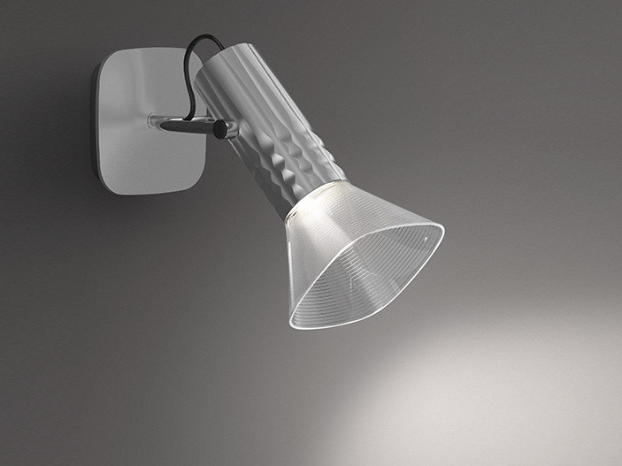 LED direct light wall lamp FIAMMA | Wall lamp by Artemide
