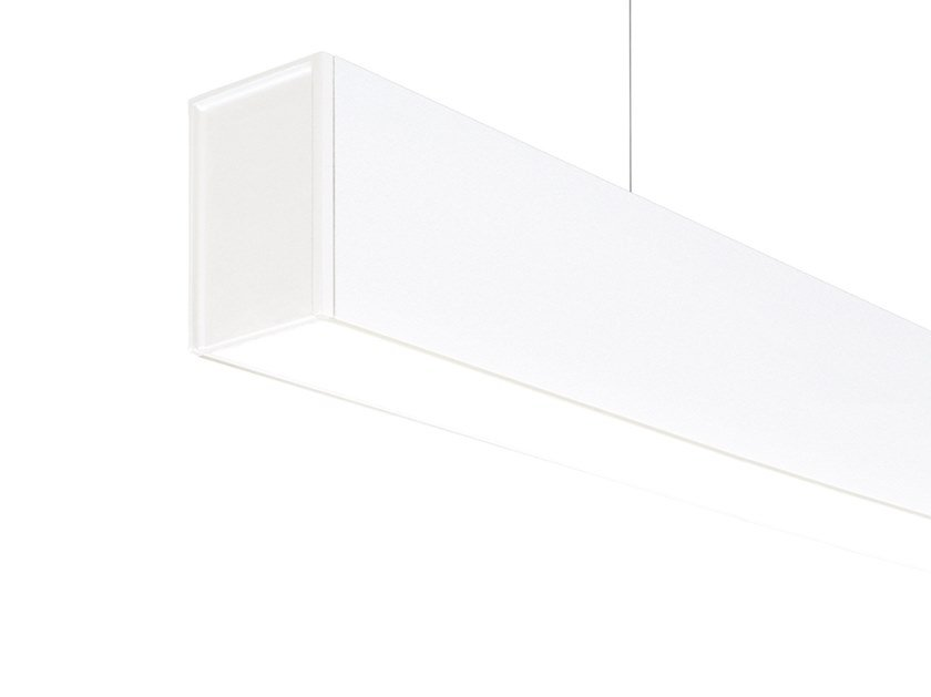 LED aluminium pendant lamp FIFTY HO SUSPENSION CUSTOM by Arkoslight
