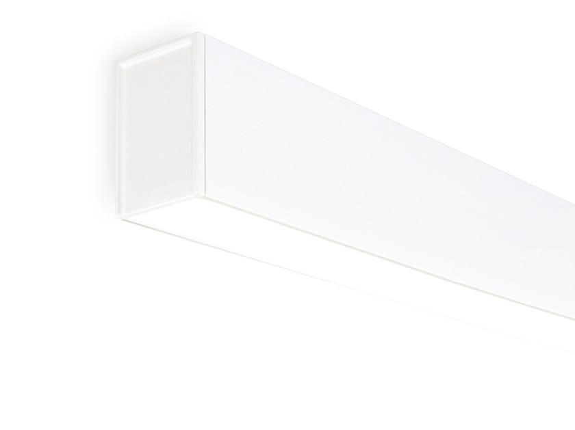 LED aluminium wall lamp FIFTY WALL CUSTOM by Arkoslight