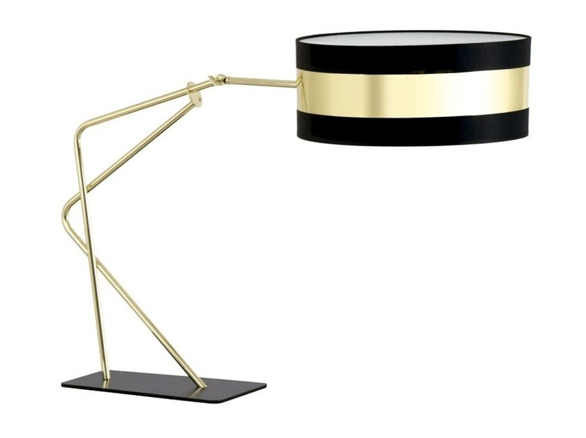 Metal table lamp FILAMENT | Table lamp by Flam & Luce