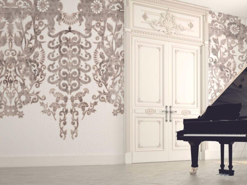 Motif washable vinyl wallpaper FILICUDI by GLAMORA