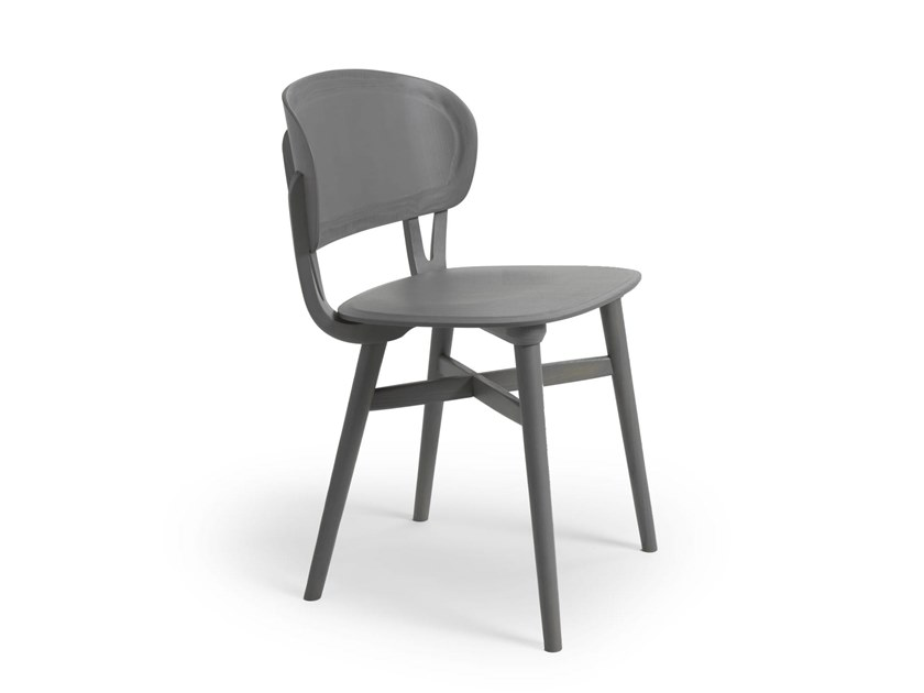 Ash chair FILLA 81/L by Very Wood