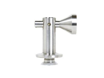 Sistema di ancoraggio in acciaio FIN D by Nuova Oxidal