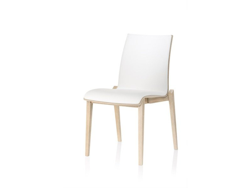 Chair FINA WOOD | Chair by Brunner