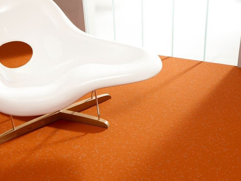 Needled flooring FINETT VISION focus by FINDEISEN
