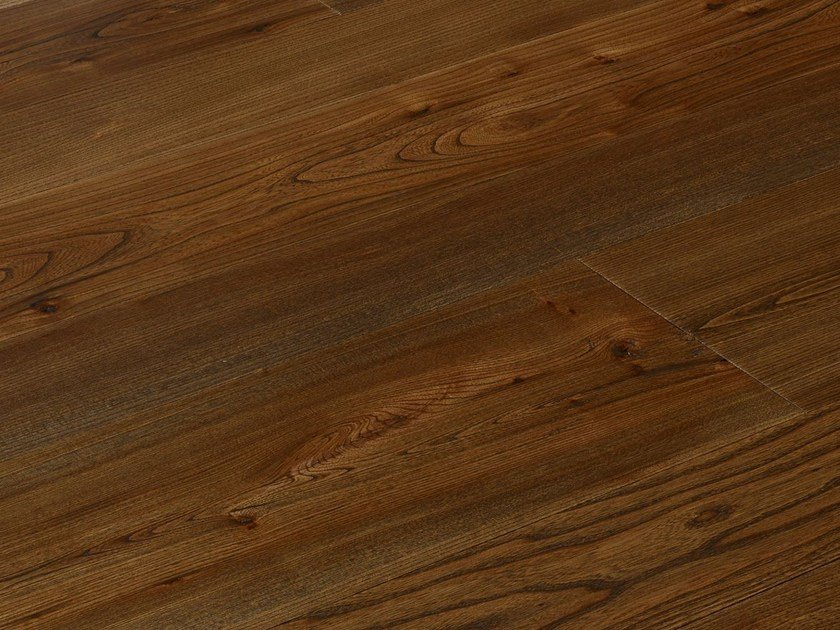 Brushed elm parquet FIOR D'ORZO by FIEMME 3000
