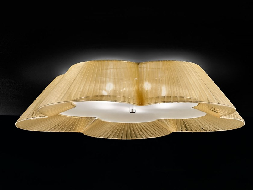 Organza ceiling lamp FIORE | Ceiling lamp by IDL EXPORT