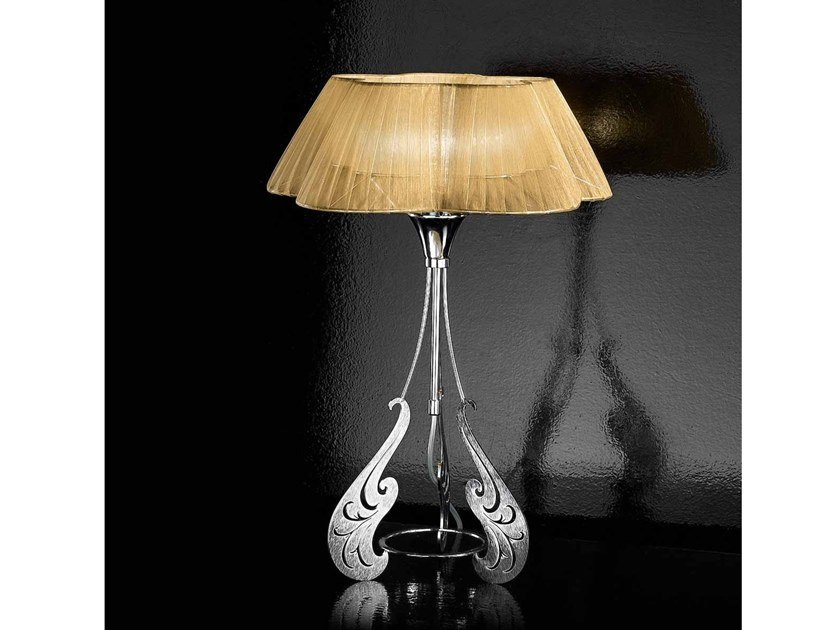 Organza table lamp FIORE | Table lamp by IDL EXPORT