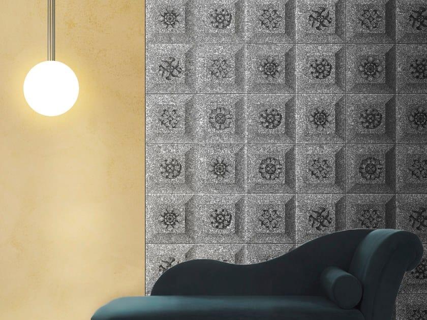 Glass mosaic FIORI DI VETRO by Mutaforma