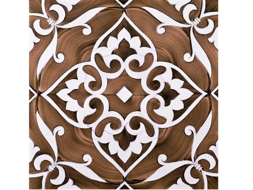 Rivestimento / pavimento in ceramica FIORI GRANDI AROLA by FRANCESCO DE MAIO