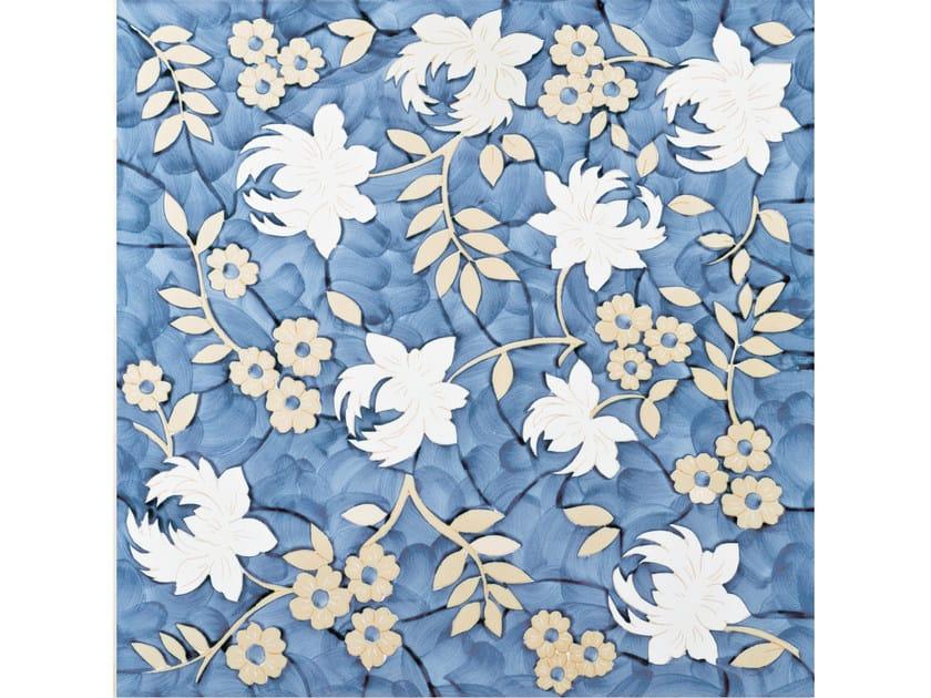 Ceramic wall tiles / flooring FIORI GRANDI QUISISANA by FRANCESCO DE MAIO