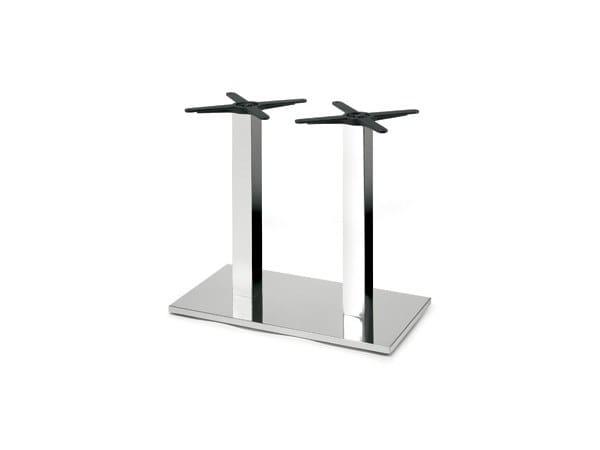 Steel table base FIRENZE 9017 by Montbel