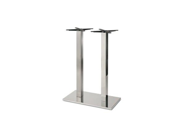 Steel table base FIRENZE 9517 by Montbel